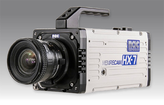 HX-7 - High Speed Camera System